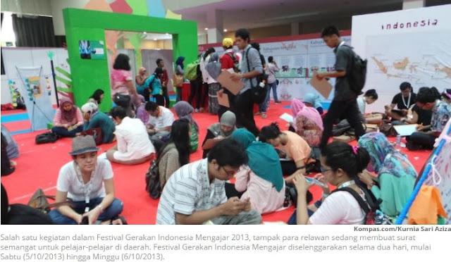 Luar Biasa!!....Inilah Secuil Kisah Inspiratif dari Indonesia Timur