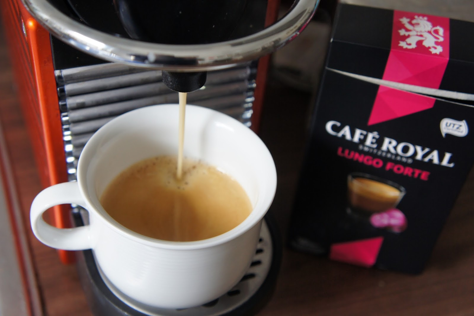 Cafe Royal Nespresso Ne Ferme Plus