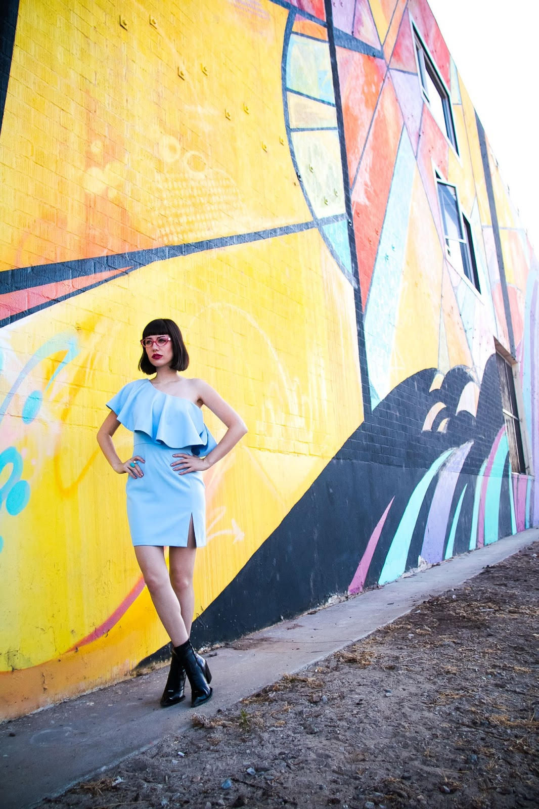 From the colorful walls in North Hollywood | TooSis Design