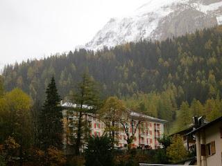 Luxury hotel Les Sources des Alpes Leukerbad Switzerland