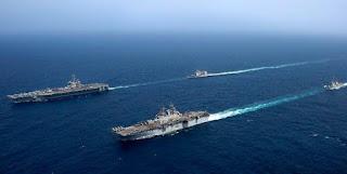 USS Abraham Lincoln dan Kelompok Tempurnya