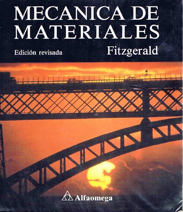 Mecánica de Materiales – Fitzgerald