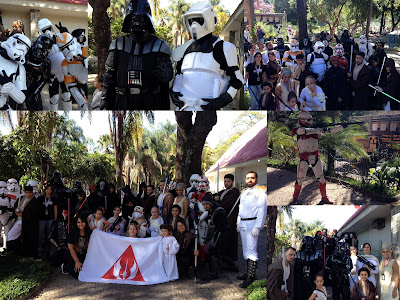 CJMG / 501st Minas Squad na Virada Cultural BH 2016