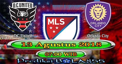 Prediksi Bola855 DC United vs Orlando City 13 Agustus 2018