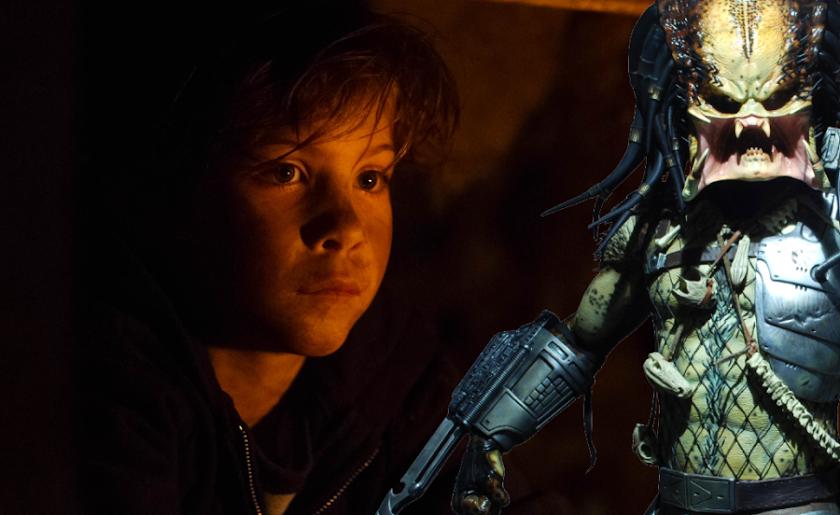 O Predador | Jacob Tremblay, de O Quarto de Jack, entra para o elenco