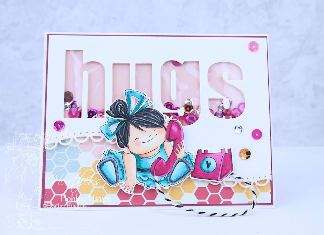 Heather's Hobbie Haven - Chatty Squidgy Card Kits