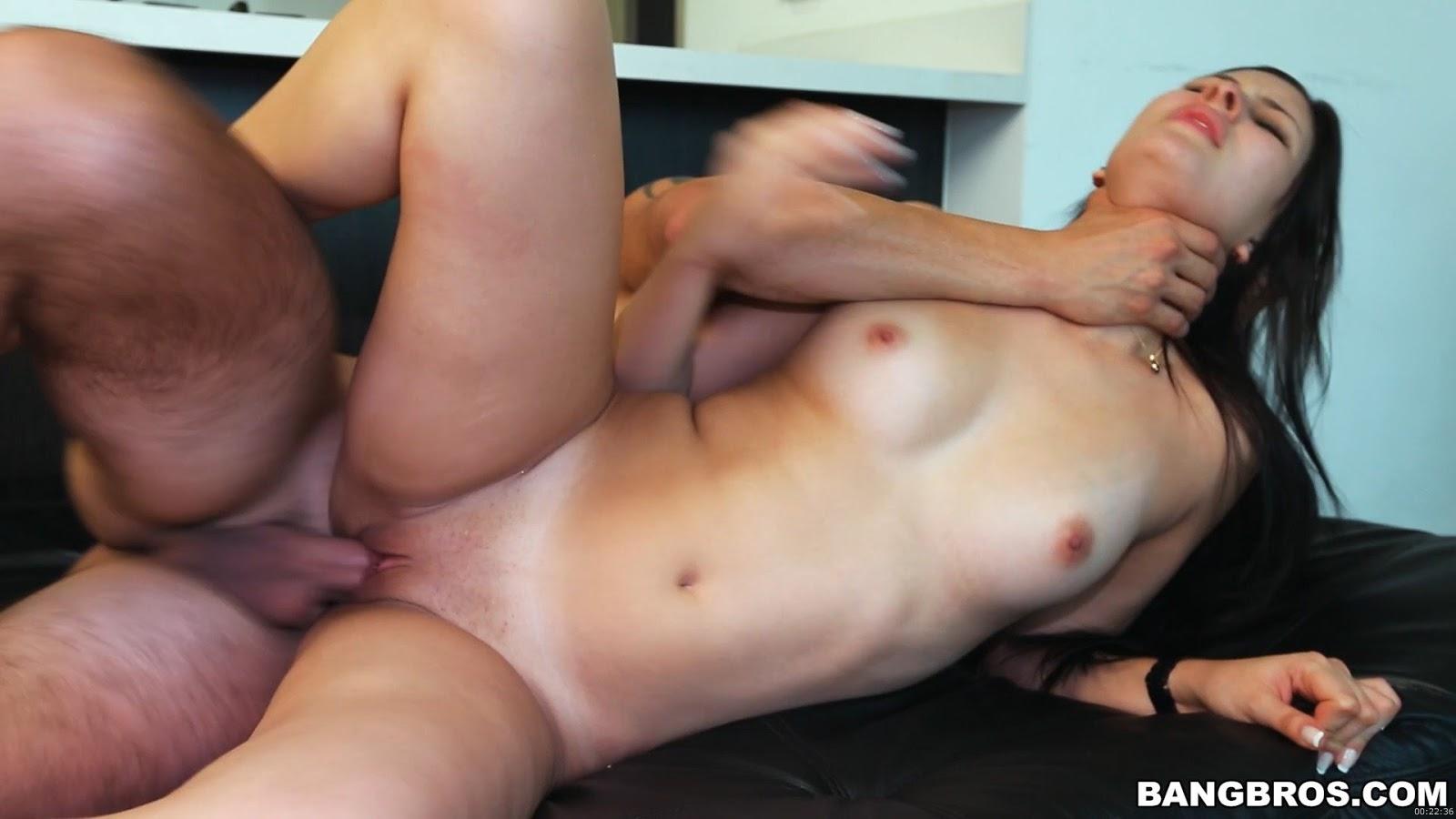 UNCENSORED [bangbros]2017-04-18 Twenty Year Old Colombian Babe Gets Properly Fucked, AV uncensored