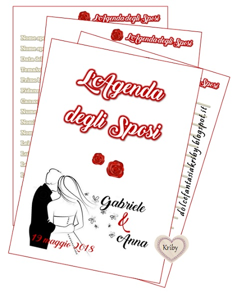 agenda degli sposi planning matrimonio scadenze to do list