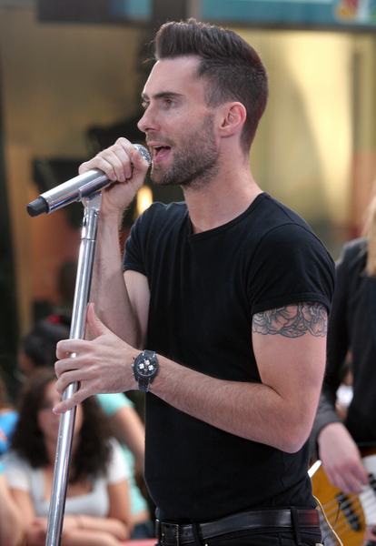 luxury swiss watches adam levine rolex daytona