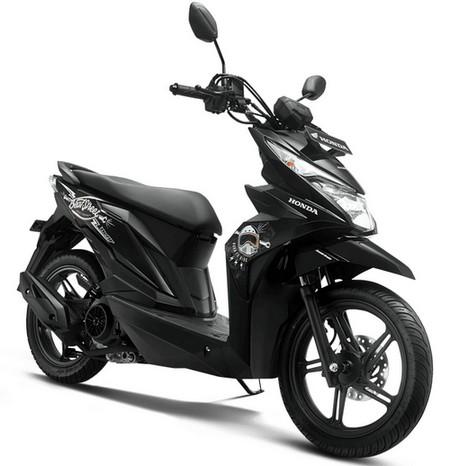 Harga Honda Beat Street eSP dan Spesifikasi November 2016