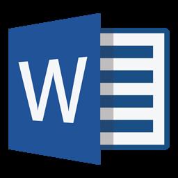 Microsoft Word 13 Folder icon