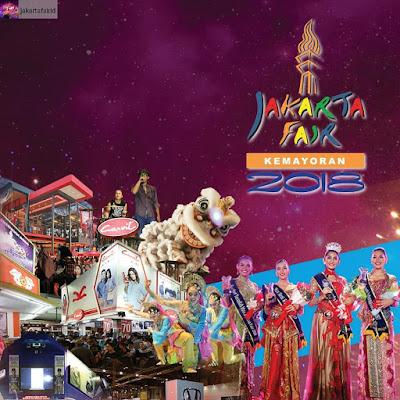 Acara pembukaan Jakarta Fair
