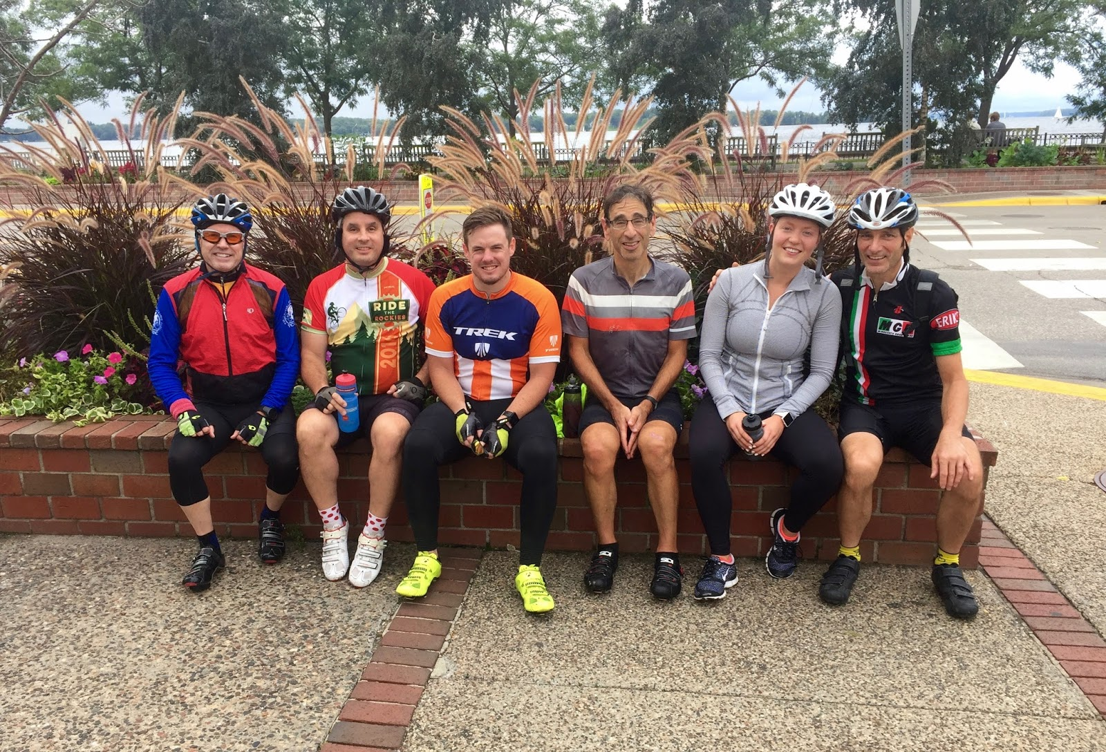 Bicycling Group 103
