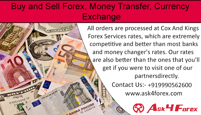 Currency Exchange And Fx