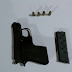 Brigada Militar de Bossoroca apreende menor por porte ilegal de arma de fogo