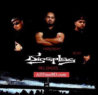 Disciples Reloaded by Mixed Artist 2011 Eid album Bangla mp3 song free download