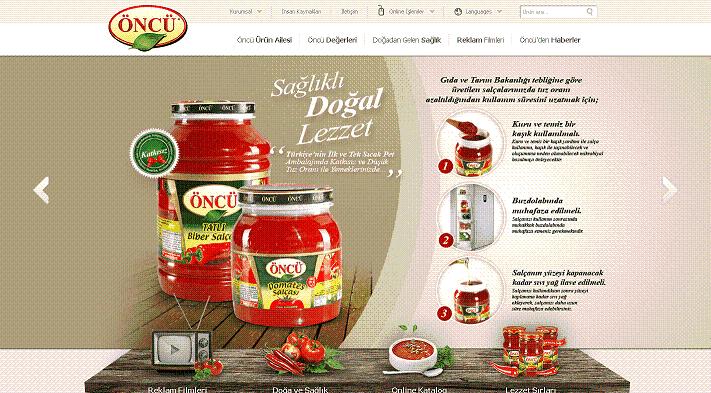Türkiye'deki domates salçası ve biber salçası üreticileri ve ihracatçıları.- Öncü Firması