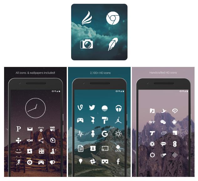 5 Icon Pack Android ini Bikin Smartphone Kamu Makin Keren dan