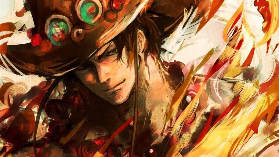 Ace One Piece 4k Wallpaper 6 95