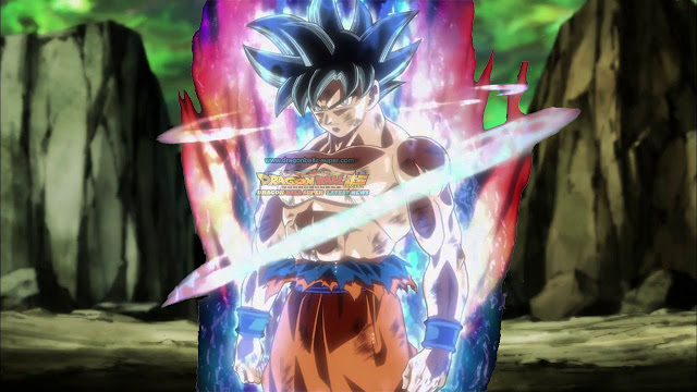 Dragon Ball Super episode 123 Title : Ultra Instinct Full power ?!!
