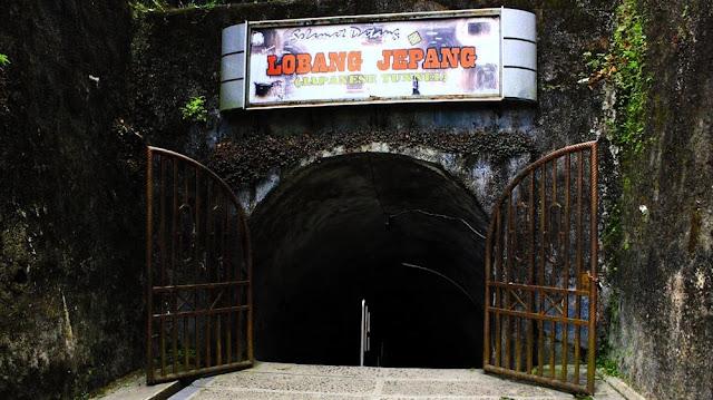 Lubang Jepang Bukittinggi Sumataera Barat, Destinasi Wisata Edukasi yang Kaya Kisah Bersejarah