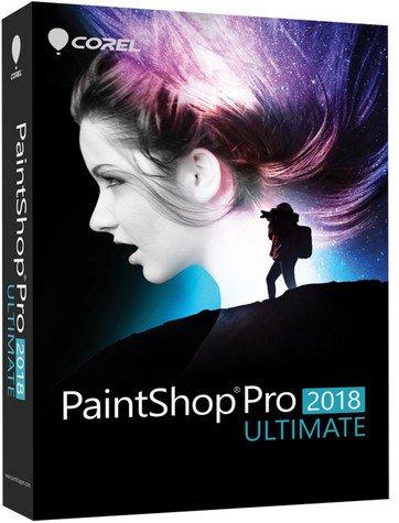 descargar Corel PaintShop Pro 2018 Ultimate 1 link mega y google drive update