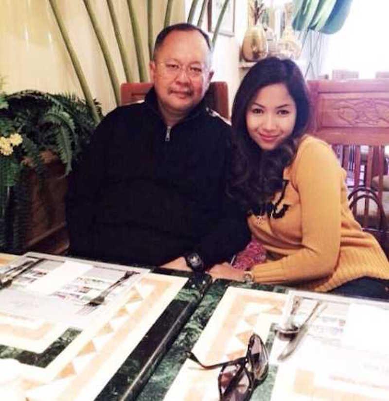 Wajah Cantik Isteri Ketiga Tan Sri Syed Azman Orang Melayu Ke 4 Terkaya Di Malaysia Lm Merah