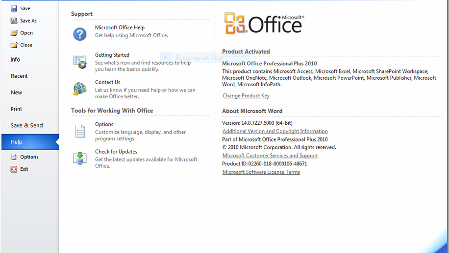 Microsoft Office 2010 SP2 Pro Plus Updated December 2019 (X64/X64) ~  SoftwareX86.com | Daily Download Free Software