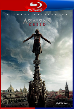 Assassin's Creed (2017) BluRay Rip 720p/1080p Torrent Legendado