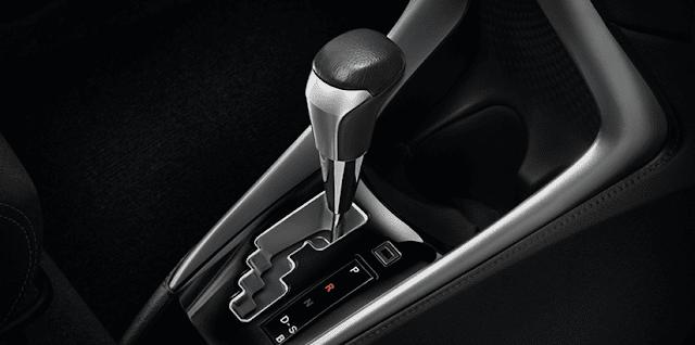 2017 Toyota Yaris Activ