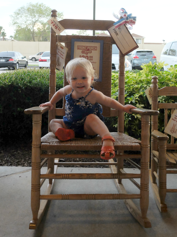 Cracker Barrel Rocking Chairs