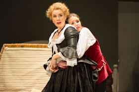Mozart Marriage of Figare - Anna Devin, Naomi O'Connell - WNO - photo Richard Hubert Smith