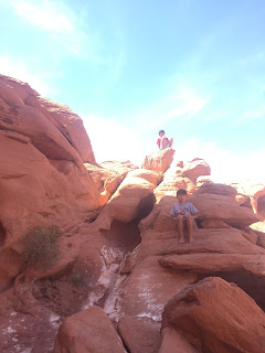 Fun staycation of homeschool field trip in the las vagas area! Valley of Fire state park.