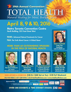 Total Health Show poster