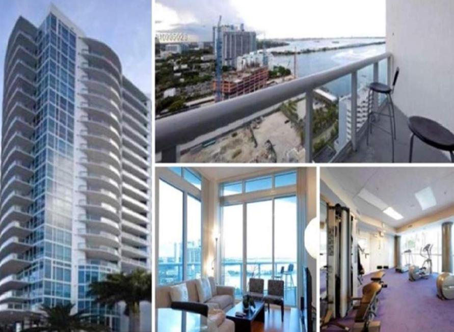 In vendita appartamento di lusso a Miami, prezzo solo in BitCoin