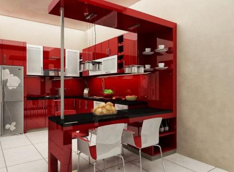 Perlu Untuk Tahui Model Serta Desain Kitchen Set Yang Berkualitas Harus Memiliki Susunan Komponen Baik Dan Juga Rapi Selain Itu