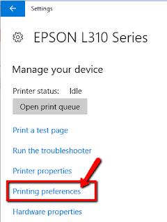 panduan Cara Mengatasi Tinta macetr pada printer Epson