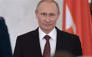 Vladimir Putin most admired people in the world