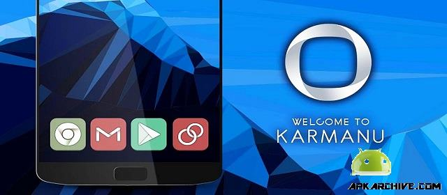 Karmanu Icon Pack Android Icon pack indir
