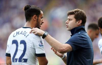 No chance of Chadli joining Swansea
