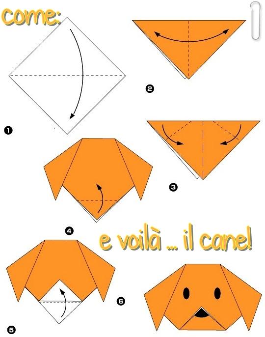 Idee in casa in classe a scuola origami per bambini for Grandi bambini giocano a casa