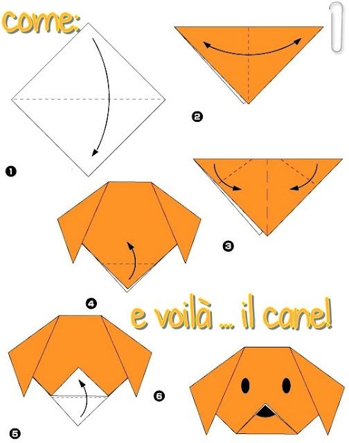 idee in casa in classe a scuola origami per bambini. Black Bedroom Furniture Sets. Home Design Ideas