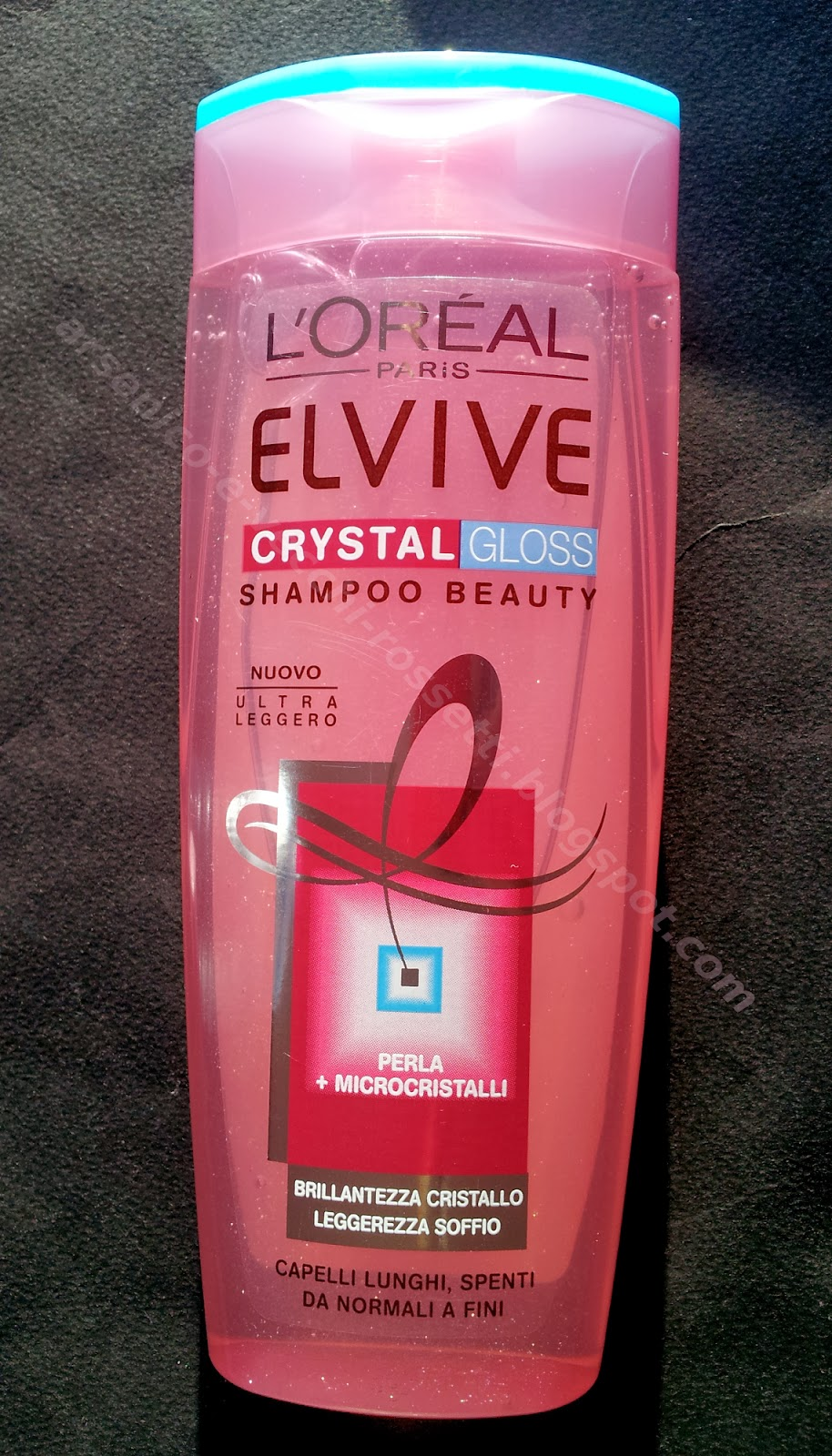 L'Oréal Paris Elvive Crystal Gloss Shampoo Beauty