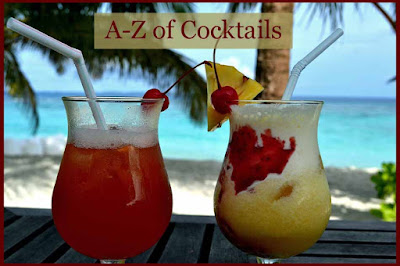 Tropical cocktails, classic cocktails and more on our ABC of Cocktails page