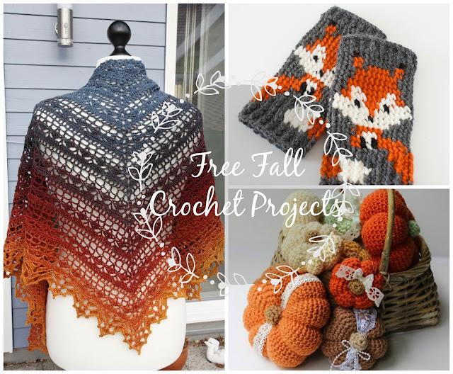 Free Fall Crochet Projects