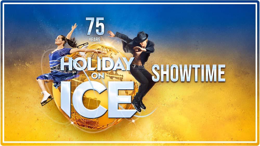 patinage Showtime  de Holiday tournée en France