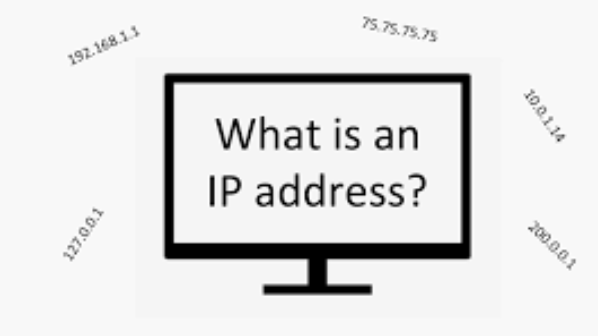 What is an IP address? In English
