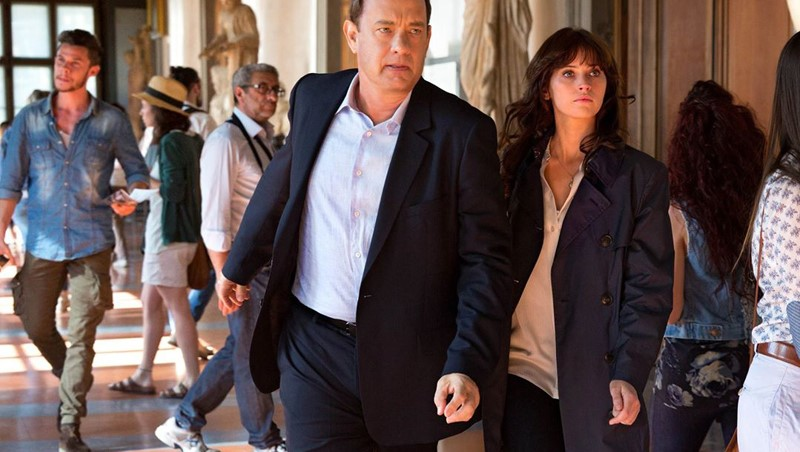 Inferno | Featurettes, pôsteres e comercial inédito da sequência com Tom Hanks e Felicity Jones