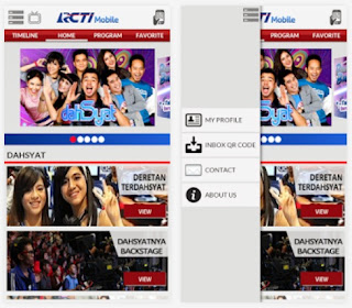 Nonton TV RCTI Streaming di Android Gratis