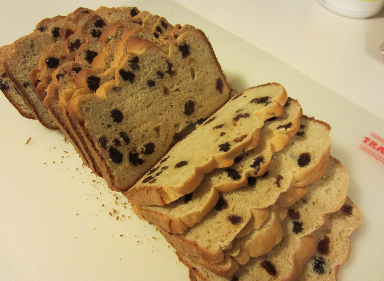Raisin Loaf Recipe Dishmaps